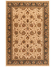 "CLOSEOUT! Kenneth Mink Area Rug Warwick Kashan Wheat/Blue 7'10"" x 10'10"""