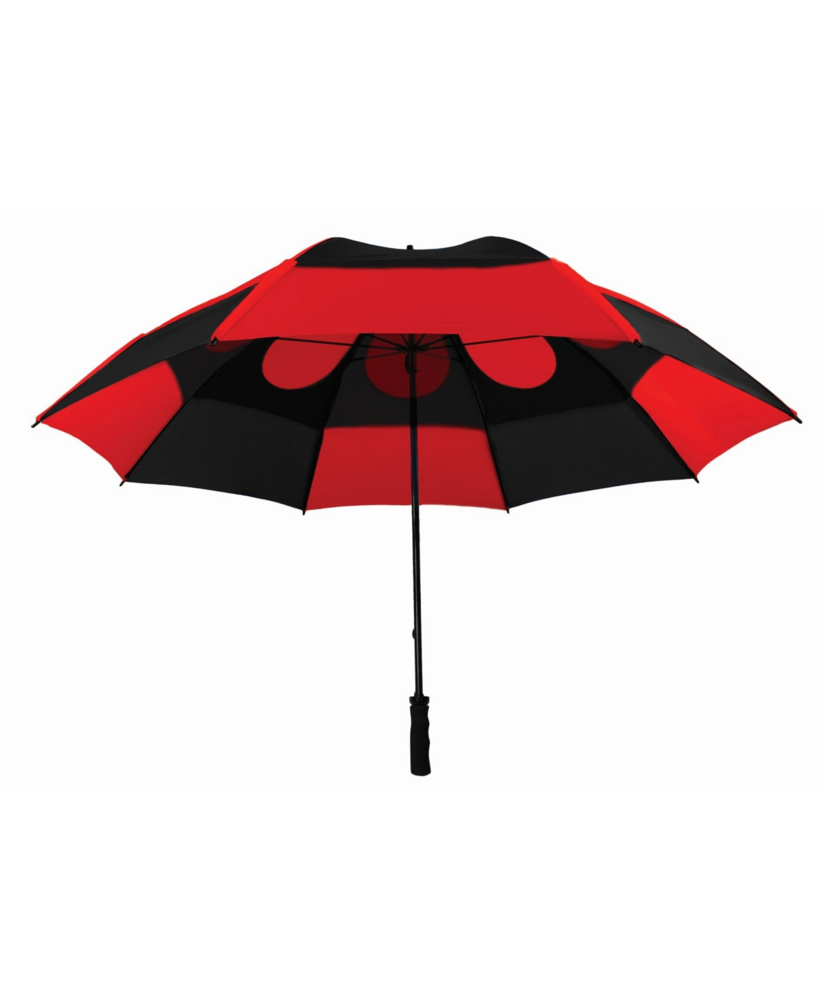 Gustbuster Wind Resistant Double Canopy Golf Umbrella