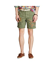 Men's Relaxed Fit 8'' Souvenir Short