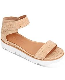 by Kenneth Cole Women's Lavern Easy Strap Platform Sandals