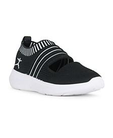 EMPOWER Slip On Stretch Knit Sneaker