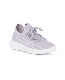 WINNER Lace Up Sneaker with Logo Detail