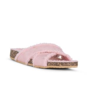 Tranquil Slip On Criss Cross Sandal Women's Shoes