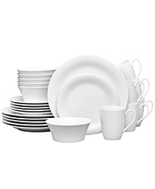 Conifere  24-PC Dinnerware Set, Service for 6