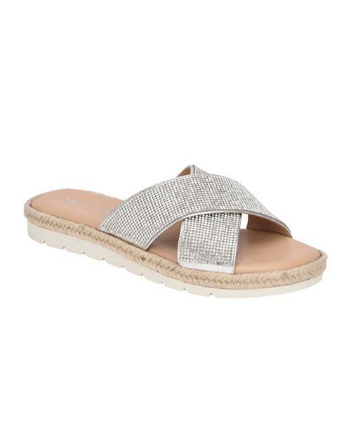 Easy Spirit Tiarra5 Sparkle Sandals