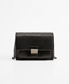 Quilted Cross-Body Bag