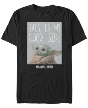Fifth Sun Men's Good Side Short Sleeve Crew T-shirt
