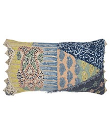 "Abstract Decorative Pillow Cover, 26"" x 14"""