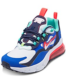 Big Boys Air Max 270 React Casual Sneakers from Finish Line