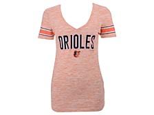 Baltimore Orioles Women's Space Dye T-Shirt