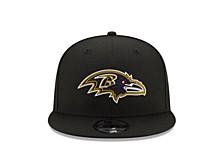 Baltimore Ravens 2020 Draft 9FIFTY Cap