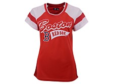 Women's Boston Red Sox Biggest Fan T-Shirt