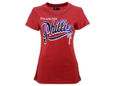 Philadelphia Phillies Women's Homeplate T-Shirt