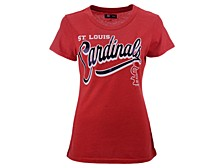 St. Louis Cardinals Women's Homeplate T-Shirt