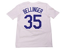 Los Angeles Dodgers Youth Cody Bellinger Name and Number Player T-Shirt