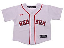 Boston Red Sox  Infant Official Blank Jersey