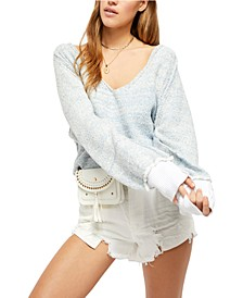 Riptide V-Neck Sweater