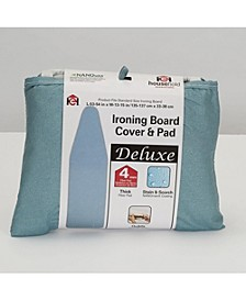 Deluxe Ironing Board Cover and Pad