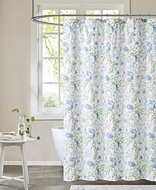 "Field Floral Shower Curtain, 72"" x 72"""