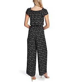 Toile Vines Jumpsuit