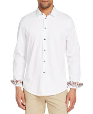 Men's Slim-Fit All Knit Australia Long Sleeve Shirt