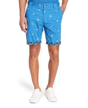 "Men's Standard-Fit 9"" Tang Flat Front Shorts"