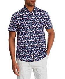 Men's Slim-Fit Sanchez Short Sleeve Shirt