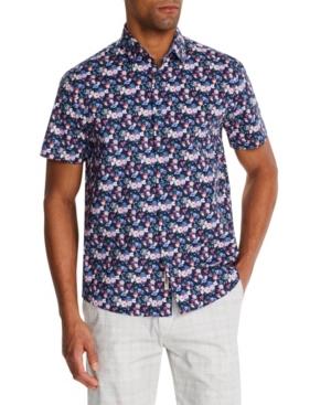 Men's Slim-Fit Sanchez Short Sleeve Shirt