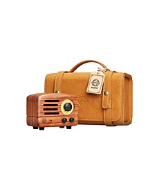 OTR Rosewood Radio with Duffle Bag