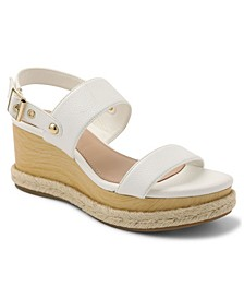Allia Flatform Wedge Sandals