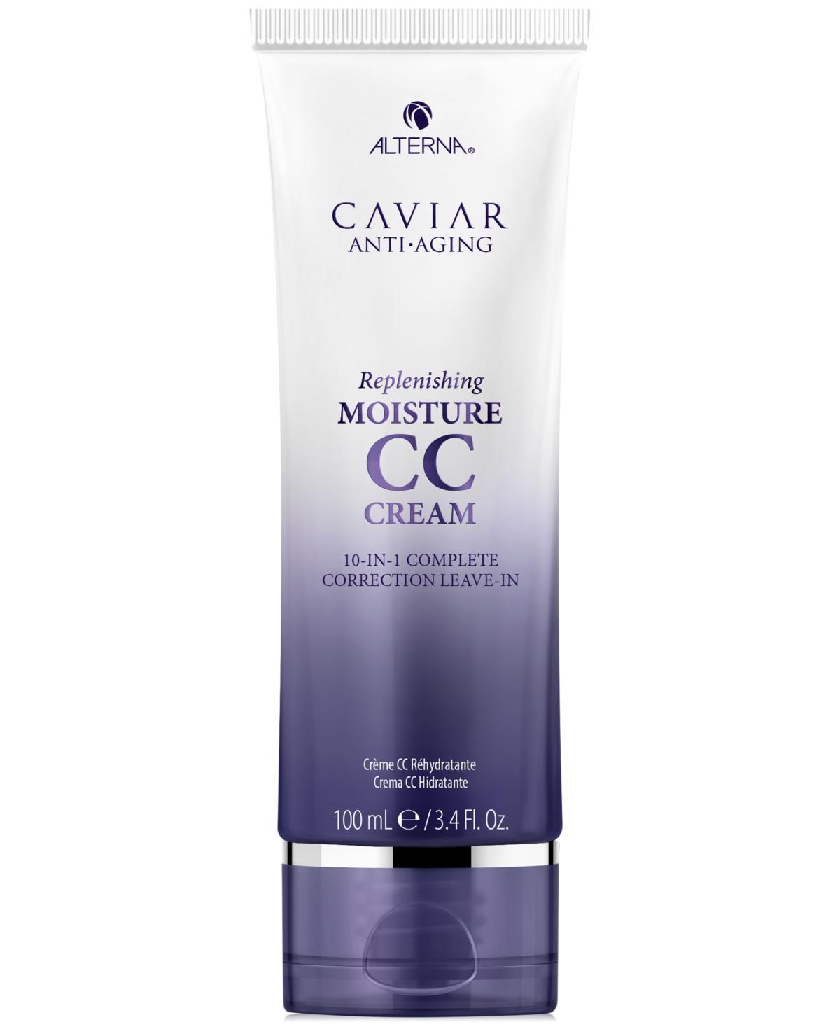 Alterna Caviar Anti-Aging Replenishing Moisture Cc Cream, 3.4-oz.