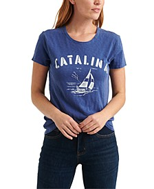 Catalina Graphic Print T-Shirt