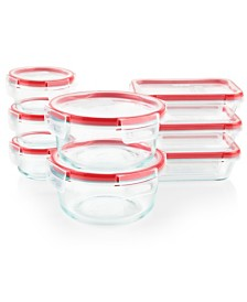 Freshlock 16-Pc. Food Storage Container Set