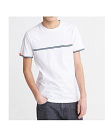 Men's Organic Cotton Orange Label Rib T-shirt