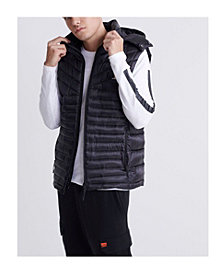 Superdry Men's Desert Alchemy Fuji Gilet