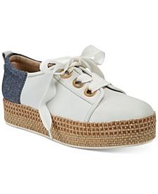 Ladue Flatform Lace-up Sneakers