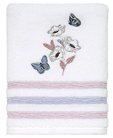in the Garden Hand Towel