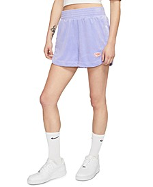 Women's High-Waist Shorts