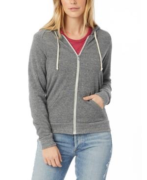 Adrian Eco-Fleece Women's Zip Hoodie