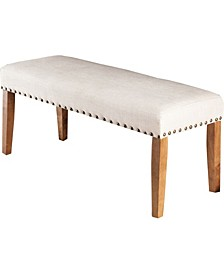 Georgie Upholstered Dining Bench