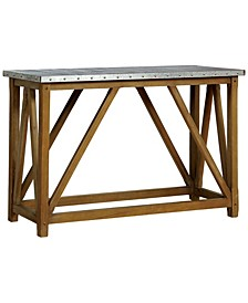Marqueze Industrial Console Table