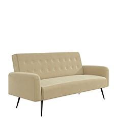Z By Novogratz Stevie Futon Convertible Sofa Bed Couch
