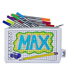 Doodle Notebook Pencil Case