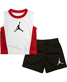 Baby Boys 2-Pc. Tank Top & Shorts Set