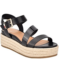 Women's Marri Flatform Sandals, Created for Macy's
