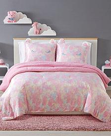 My World Rainbow Sweetie Full/Queen 3 Piece Comforter Set