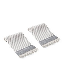 Bliss 2 Piece Hand or Kitchen Towel Set