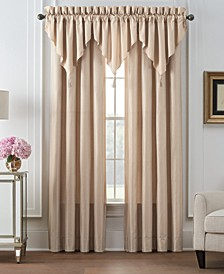 Olann Curtain Panels and Valance