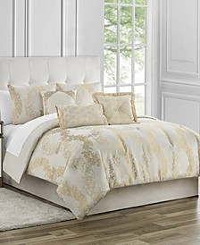 Marquis by Oban 7 Piece King Comforter Set
