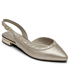 Women's Total Motion Zuly Slingback Flats